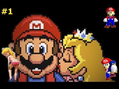 Que paso después de que Mario salvara a la princesa Peach Parodia Loquendo