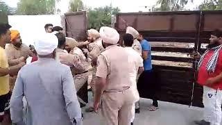 Police balo ki pitai Ghar main bandd karke