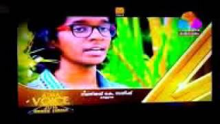 AIMA VOICE 2016 Grand Finale Flowers TV: Winner- Sanjay K S- Melody Round