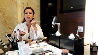Makyaj Çantamda ne var? Otelde Benimle Hazırlanın