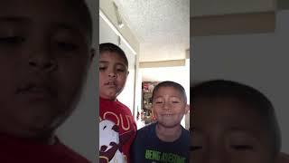 Daniel and David's test video