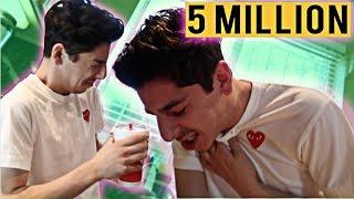PRANKING FaZe RUG for 5 million subscribers! (NASTY)