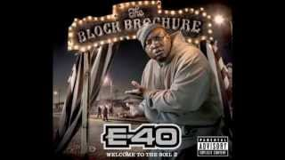 E-40 - This Is The Life (Chopped N Screwed)