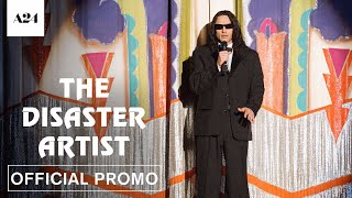 The Disaster Artist | Journey Review | Official Promo HD | A24