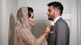 Omer & Mehwish Wedding Cinematic Highlights | Asian Wedding Trailer Special Teaser