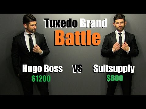 Xxx Mp4 Tuxedo Brand Battle Hugo Boss VS Suitsupply Which Brand Is Better IMO 3gp Sex