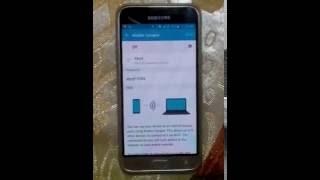 How to Setup Wi-Fi Password on Samsung J3 / J5