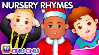 Nursery Rhymes Party Mashup Mix | ChuChu TV Dance Songs for Kids