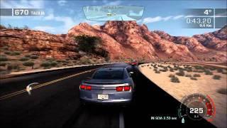 Need for speed: Hot pursuit (gara di prova video e audio)