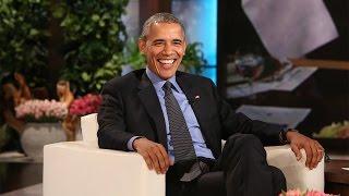 President Obama Discusses His Daughters