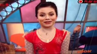 iCarly ponytail pulling