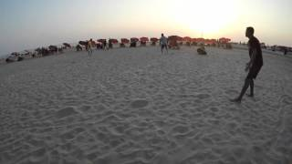 Tahseen and Friends, Beach Football at Cox Bazar - Dushtu Cheler Dol