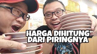 KALAU NGGAK STOP MAKAN SUSHI INI DI JEPANG - BISA BANGKRUT !!