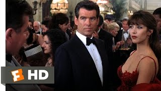 The World Is Not Enough (4/10) Movie CLIP - A Dangerous Game (1999) HD