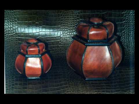 Altagracia. Artesanía en cuero y madera