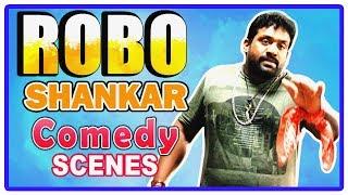 Robo Shankar Comedy Scenes | Velaikkaran | Velainu Vandhutta Vellaikaaran | Latest Tamil Comedy