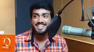 imitating Surya on Kalidas jayaram  Radio Mango