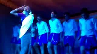 mass dance perfomance of MRCboyzz