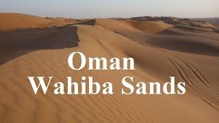 Oman/Wahiba Sands (Desert Night Camp) Part 18