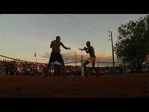La boxe traditionnelle malgache sous les projecteurs