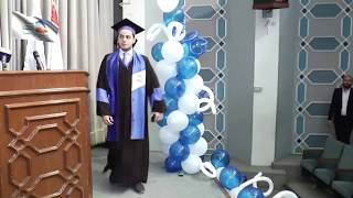 تقرير  حفل تخرج الطلبة السوريين الناجحين في الشهادات الرسمية اللبنانية - مدارس الايمان