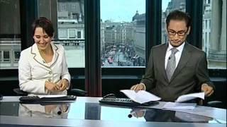 بوسه  تاریخی در کانادا پخش از بی بی سی فارسی
