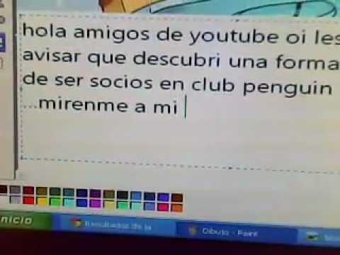 SOCIO GRATIS EN CLUB PENGUIN MARZO 2012 realmente funciona