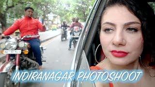 BANGALORE VLOG: INDIRANAGAR PHOTOSHOOT  | TRAVEL VLOG IV