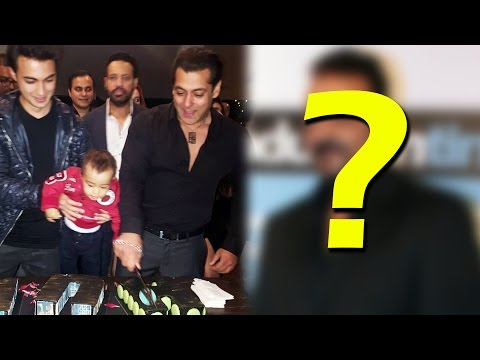 Xxx Mp4 GUESS Who Wished Salman Khan Exactly At 12 On His Birthday 3gp Sex