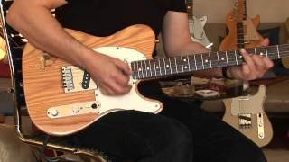 1991 Fender Telecaster Am. Std