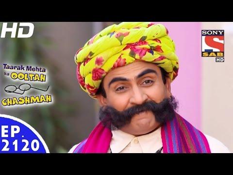 Taarak Mehta Ka Ooltah Chashmah - तारक मेहता - Episode 2120 - 20th January, 2017