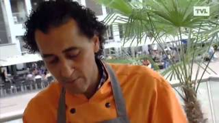 Zomerkooktip: Mexicaanse kipspies met avocadosalade