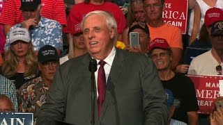 West Virginia governor switches to GOP