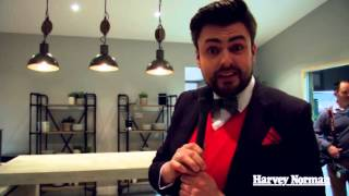 Harvey Norman Connected Home Showhouse 2016
