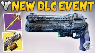 Destiny: NEW DLC EVENT INFO! Exotic Quests, Nexus Strike Loot & Green Auto Dismantle (The Dawning)