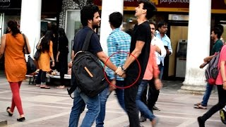 PENIS HANDSHAKE   PRANK GONE WRONG    Indian Edition   AVRprankTV Ft. Rishabh Rai