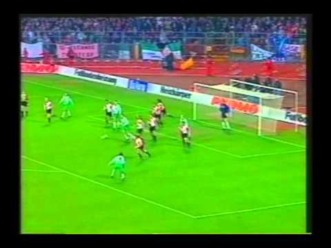 1994 November 3 Werder Bremen Germany 3 Feyenoord Holland 4 Cup Winners Cup