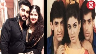 Arjun's Sister Anshula Tweets To Finance Minister | Raveena Takes A Dig At Salman Aamir