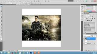 How to insert picture in text for making logo, whatsapp dp (name), fb cover, etc.(tutorial)