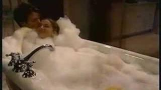 Leo and Greenlee - PV Inn Bubble Bath Scene