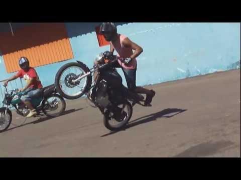 Quarta Verde Wheeling Freestyle Manobras De Motos Autodromo De Campo Grande MS