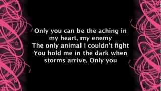 Ellie Goulding - Only you lyrics