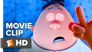 Captain Underpants: The First Epic Movie Clip - Hypnotizing Krupp (2017) | Movieclips Coming Soon