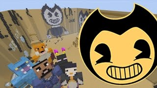 Minecraft XBOX - Hide and Seek - Bendy and the Ink Machine