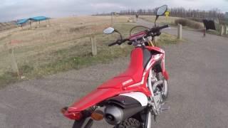 Evening Ride on the 2017 Honda CRF250L 👍