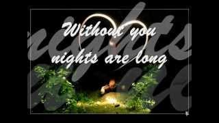 SOMEBODY WAITING (lyrics)