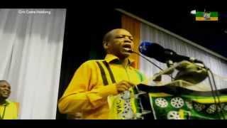 Supra Singing at ANC Conf