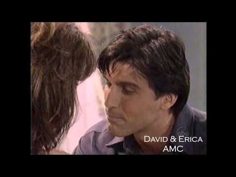 Making Love for the First Time David & Erica August 10 1999 All My Children