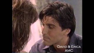 Making Love for the First Time [David & Erica] August 10, 1999 All My Children