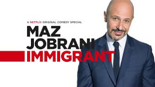 Immigrant Trailer/Travel Ban - Maz Jobrani